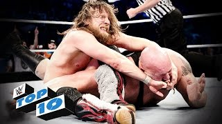 Top 10 WWE SmackDown moments - February 13,  2015