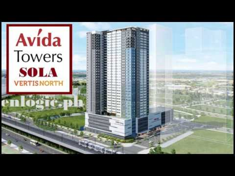Avida Towers Sola by Ayala Land | Vertis North Condo Quezon City
