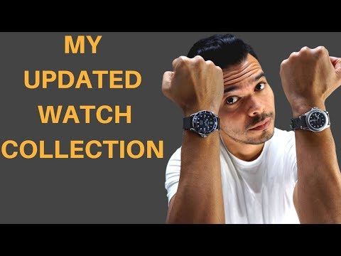Thumbnail: My New Watches! | Updated Watch Collection | The Must Have Watches