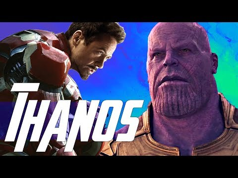 Thanos & The Infinity Sword in the Final Battle of Avengers Infinity War?