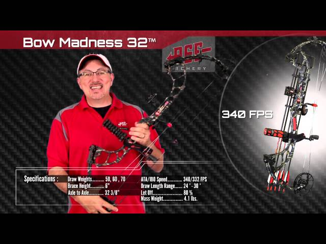 Bow Madness 32
