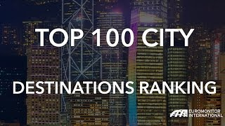Top 100 City Destinations Ranking