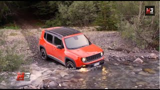 JEEP RENEGADE TRAILHAWK 2014 - FIRST OFF ROAD TEST DRIVE ONLY SOUND