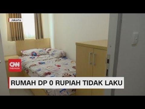 Rumah DP 0 Rupiah Tidak Laku - YouTube