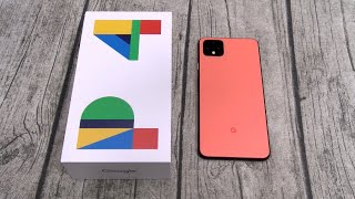 Google Pixel 4 XL - Unboxing and First Impressions
