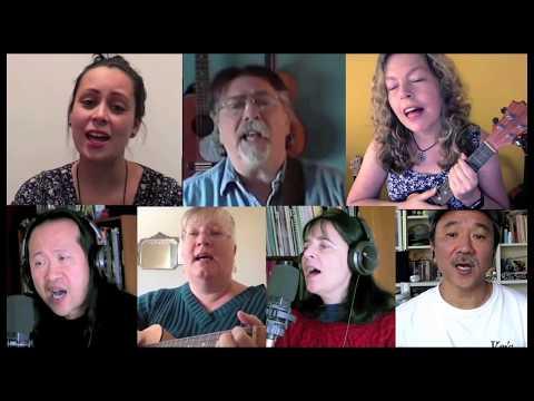 Someday at Christmas (Stevie Wonder) - ukulele collaboration