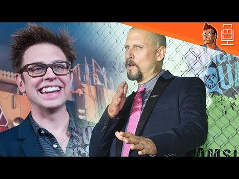 David Ayer on James Gunn Taking over Suicide Squad 2