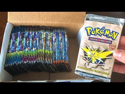 Opening a *CUSTOM* Pokemon Cards BOOSTER BOX! (Pokemon Lost Thunder)