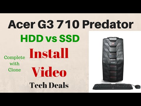 hook up ssd drive