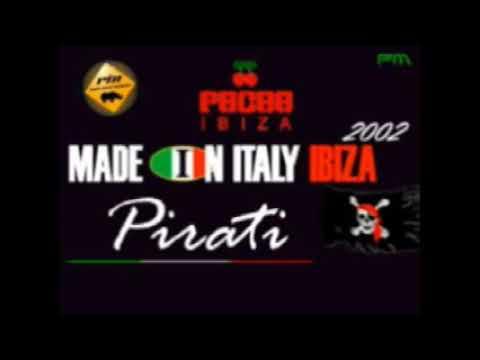 Claudio Coccoluto & Luca G - Made in Italy Pirati @ Pacha Ibiza 2002