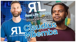 Real Life Trading Interview with Entrepreneur Claudius Mbemba
