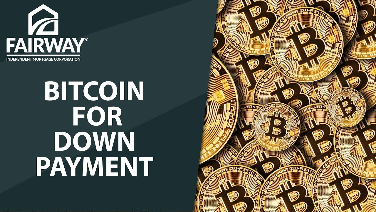 use bitcoin to pay mortgage