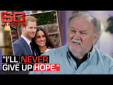 Thomas Markle's message for his daughter Meghan in exclusive