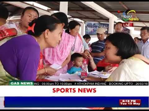 Impact News Manipuri 15 May 2018
