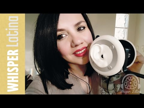 ASMR EAR DROPS in Cotton for your Ears | 3Dio Microphone | Whispering Ear Cleaning