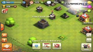 Clash of Clans - Castillo del Clan