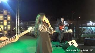 Lag ja gale   Lambada live  Lata Mangeshkar  Cover  