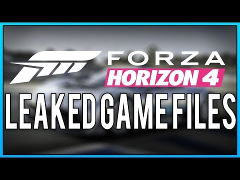 LEAKED CAR LIST CONFIRMED  (GAME FILES) FORZA HORIZON 4 thumbnail