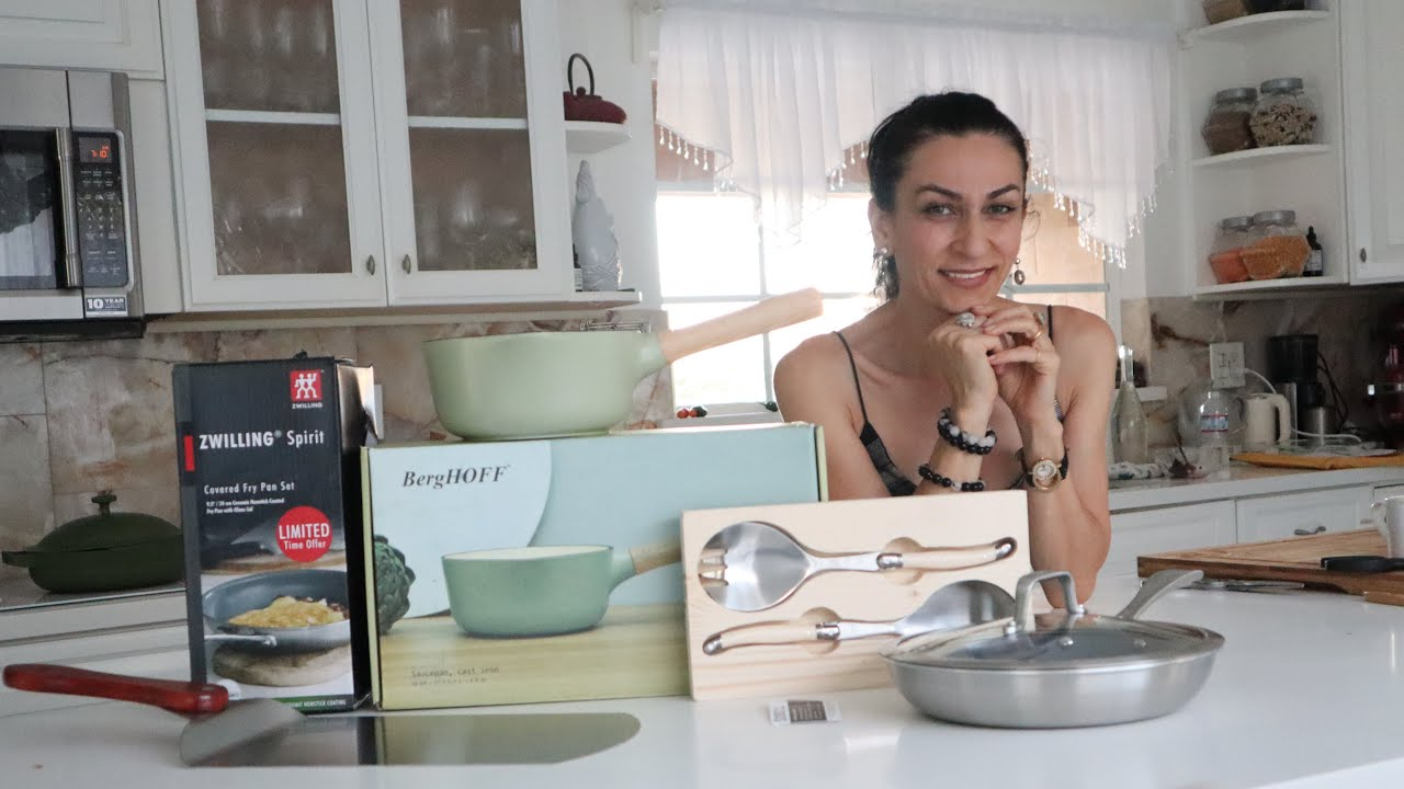 Что Купила из Sur La Table - Тёплый Салат из Цветной Капусты - Эгине - Семейный Влог - Heghineh