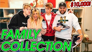 HYPEBEAST FAMILY SNEAKER COLLECTION!! (They got HEAT!)