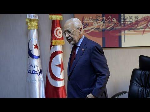 ...تونس: استقالة أكثر من 100 قيادي في النهضة احتجاجا على -ا