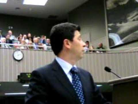 Speaker Fabian Nunez on Expanding Health Care Cove...