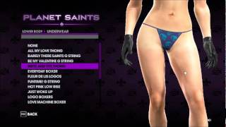Saints Row: The Third Character Creation