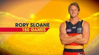 Video Rory Sloane: 150 AFL Games download MP3, 3GP, MP4, WEBM, AVI, FLV Oktober 2017