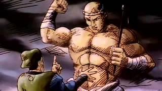 Grappler Baki   The Ultimate Fighter OVA)