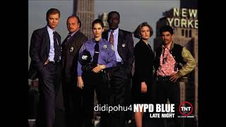 nypd blue soundtrack 1x01