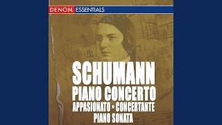 Sonata for Piano No. 3 in F Minor, Op. 14: IV. Prestissimo possibile
