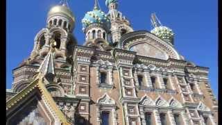Храм Спас-на-Крови Санкт - Петербург(Один из самых красивых Храмов в мире. Построен на месте смертельного ранения Императора Александра II. 1..., 2014-04-21T21:11:07.000Z)