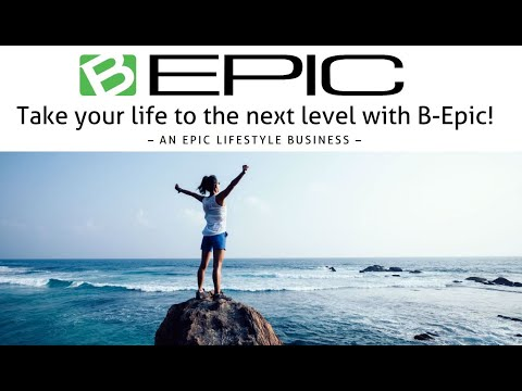 B EPIC Business Opportunity (official video with spanish subtitles)
