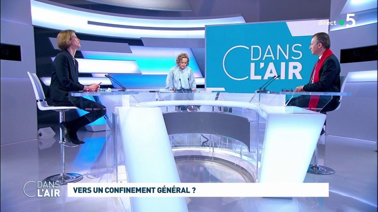 Vers Un Confinement Général Cdanslair 16 03 2020 Youtube