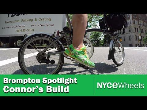 Brompton Spotlight: Connor's Build