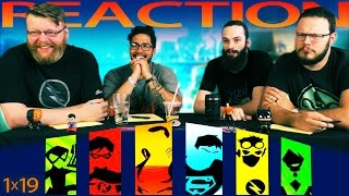 Young Justice 1x19 REACTION!!