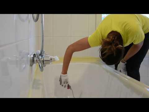 Fai Da Te Come Verniciare La Vasca Da Bagno Con Smalto Ceramico