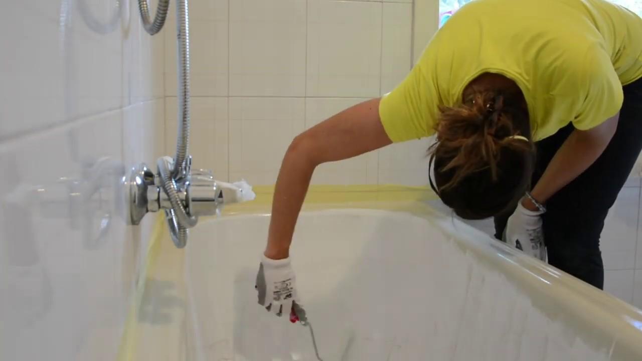 Ricoprire Vasca Da Bagno Prezzi ristrutturazione bagno: verniciare la vasca da bagno senza smantellare