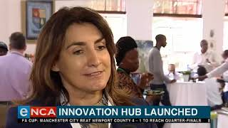 Innovation hub launched