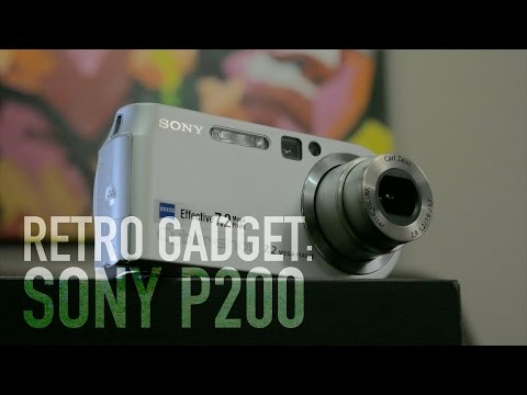 Retro Gadgets - Sony P200 Unboxing and Thoughts!