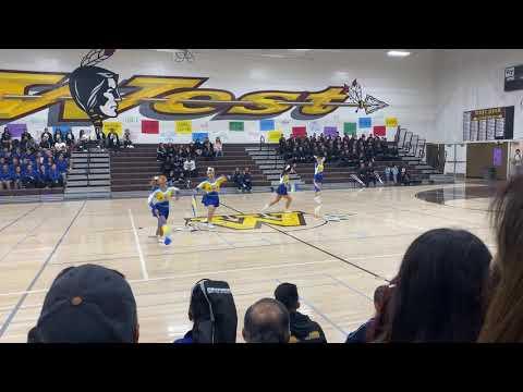 2020 Spirit Day, West High School - Torrance, CA   Channel Islands High School    1 Flag