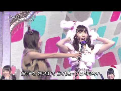 AKB48 Heavy Rotation Live NTV Best Artist