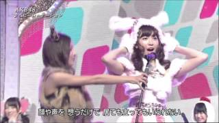 AKB48 Heavy Rotation Live NTV Best Artist