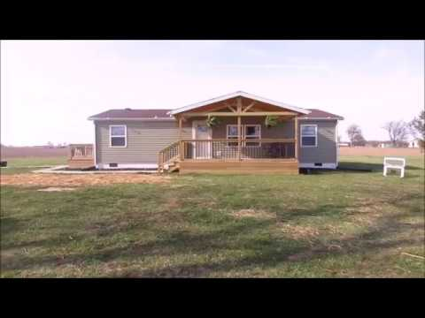 6998 St RT 734 Jamestown is a completely remodeled 3bdrm 2 bath beauty on 3 acres!!