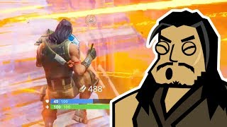 ROACH EXPLODES?! | Roach Plays Fortnite (The Squad)