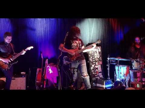 Set 1 GrooveSession at The Press in Claremont, California on  2017 01 14