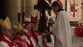 Ordination/Consecration of The Sixth Bishop Of Western Kansas, The Rt. Reverend Mark A. Cowell