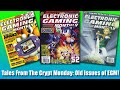 Tales From the Crypt Monday: Old Issues of Electronic Gaming Monthly!