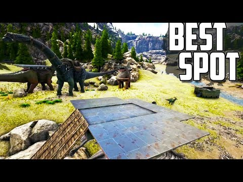 BEST BERRY FARMING SPOT IN ARK | 1000's OF BERRIES IN SECONDS | OFFICIAL ARK | Ep 40