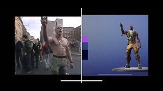 Fortnite Intensity Emote 100% Real! Synced!